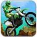 爬坡摩托车