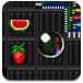 小球吃水果-敏捷小游戏